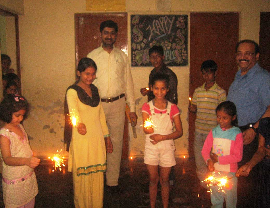 Diwali Celebration 2010-11-04