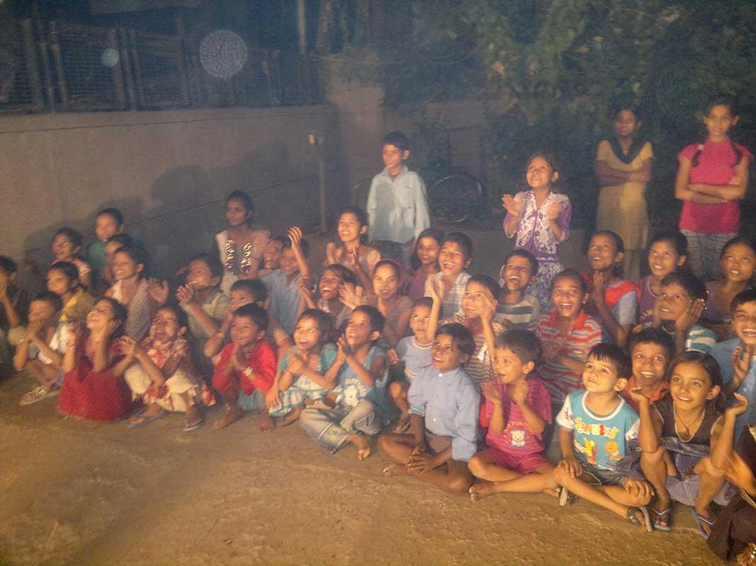Diwali Celebration- Prajna Foundation 2011-10-22