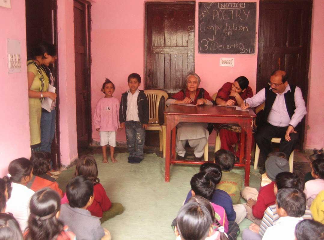 POETRY Recitation- Prajna Foundation