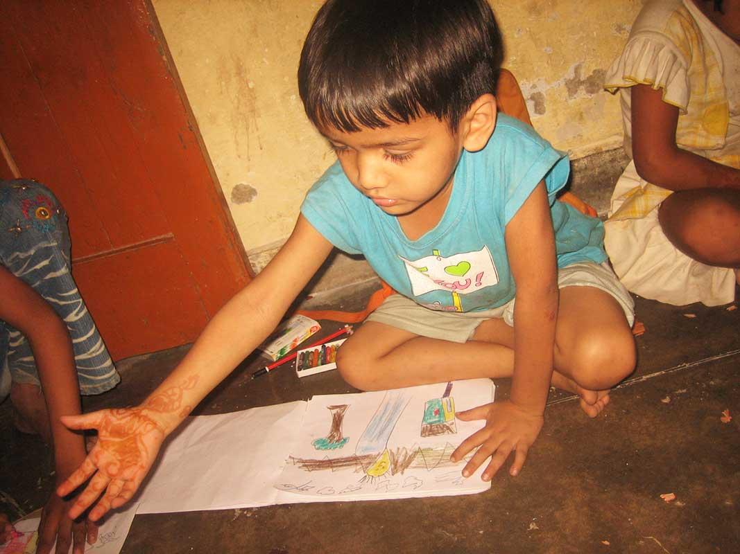 Landscape Drawing Competition- Prajna Foundation