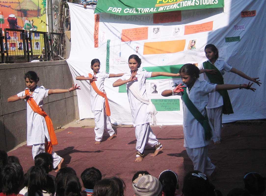 Republic Day celebration 2013- Prajna Foundation