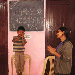 Children's Day- Prajna Foundation