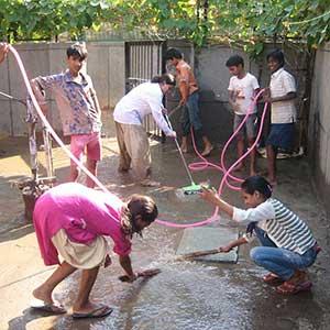 Cleaning – Prajna Foundation
