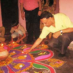 Diwali Celebration- Prajna Foundation