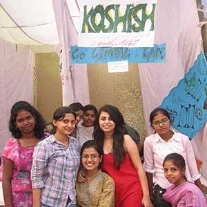 Diwali Mela at LSR- Prajna Foundation