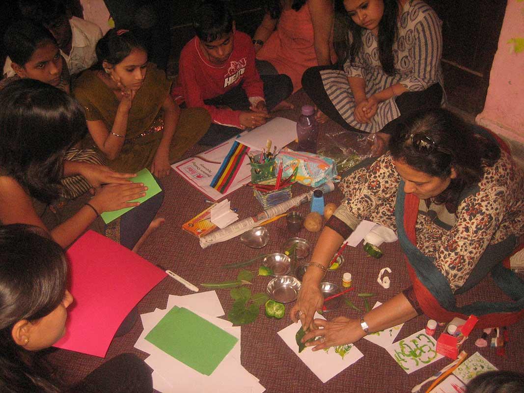 Art & Craft- Prajna Foundation