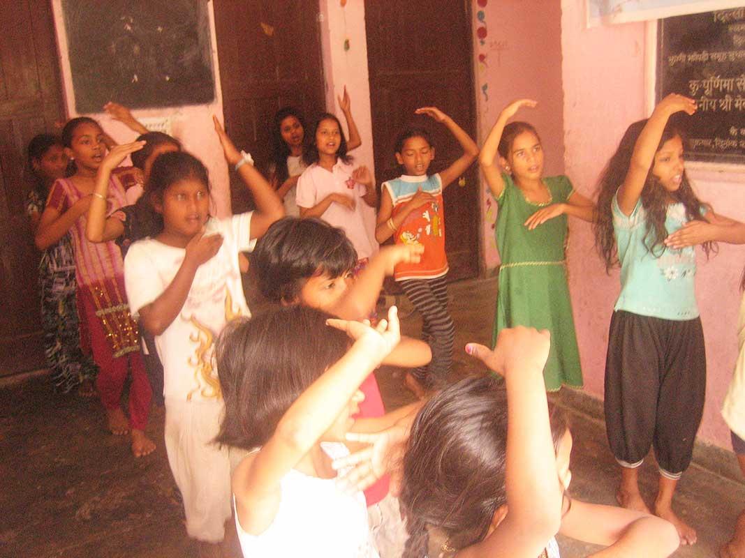 Sunday summer activity- prajna Foundation