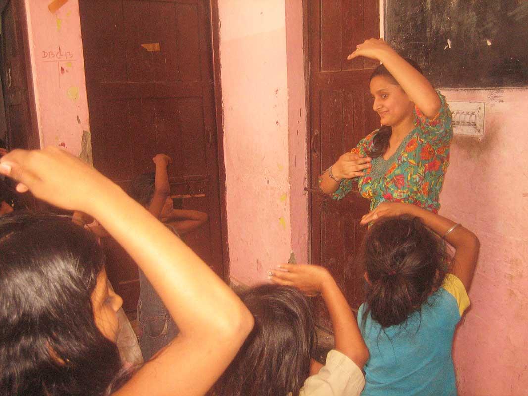 Dance- Prajna Foundation