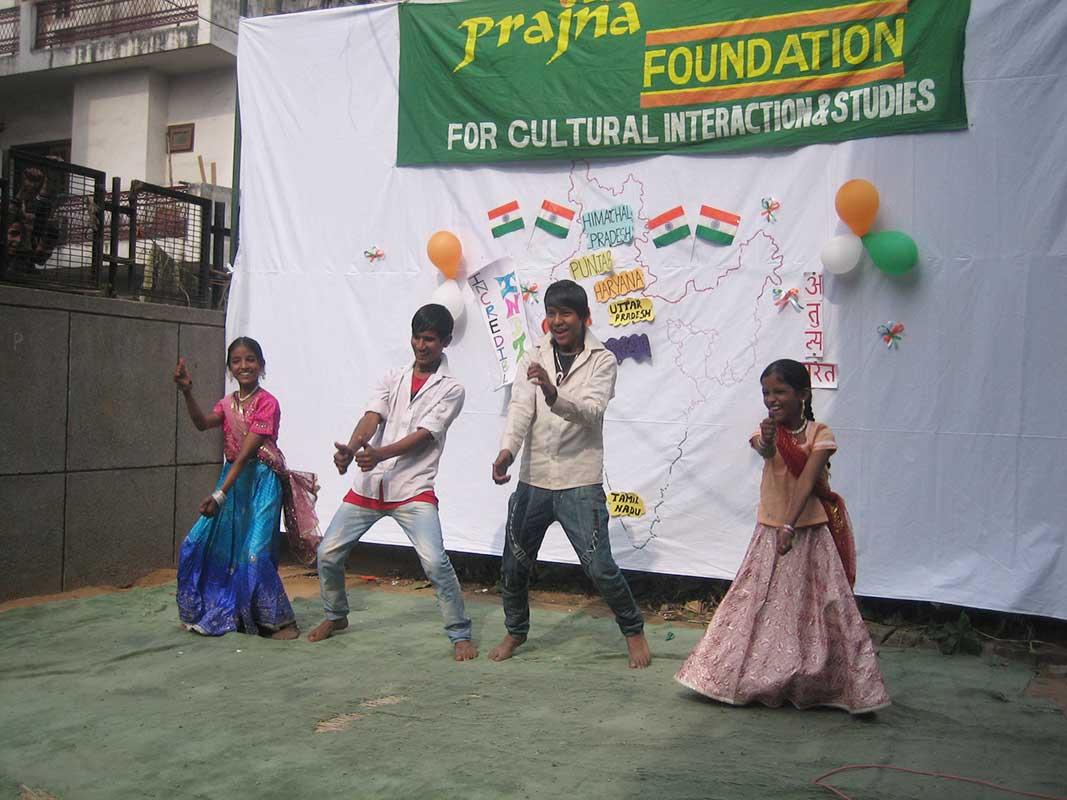 Republic Day Celebration- Prajna Foudation