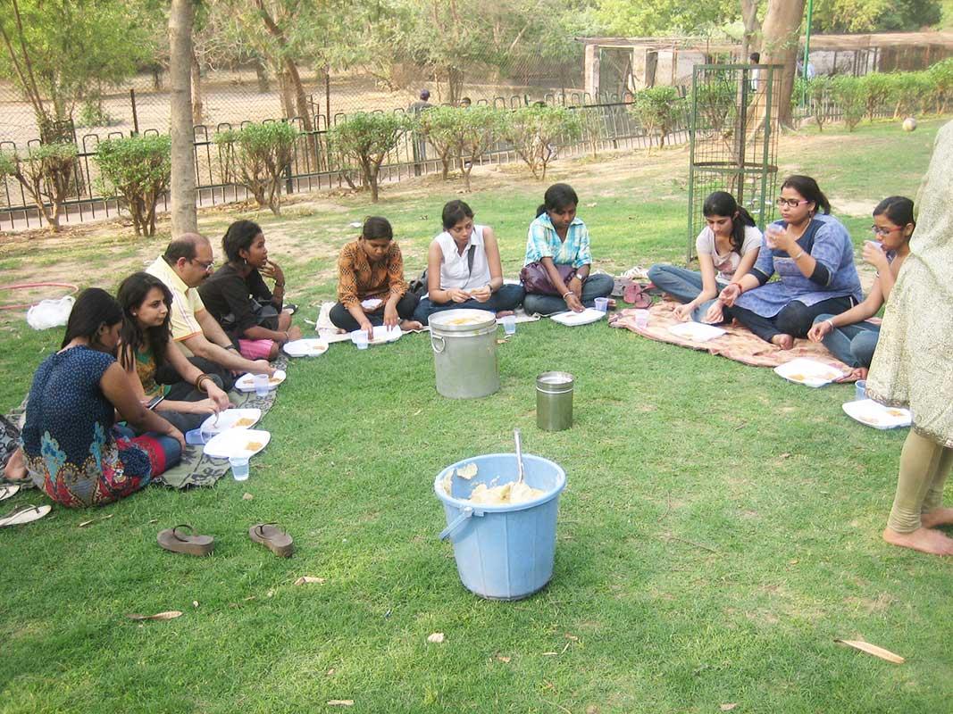 Picnic at Dear Park- Prajna Foundation