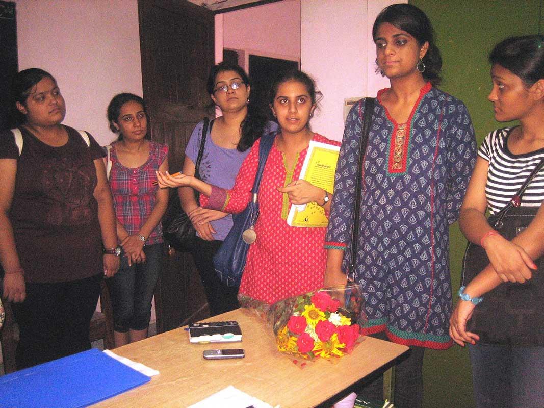 Orientation of LSR Volunteers