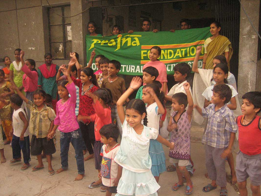 Musical Exercises with Founder of HF Trust- Prajna Foundation