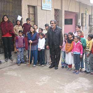 Theatre Workshop- Prajna Foundation
