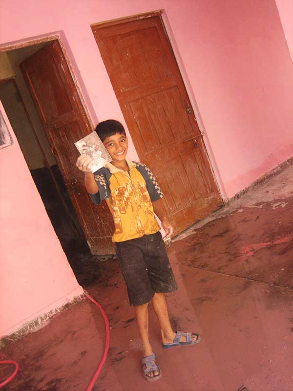 Cleaning- Prajna Foundation