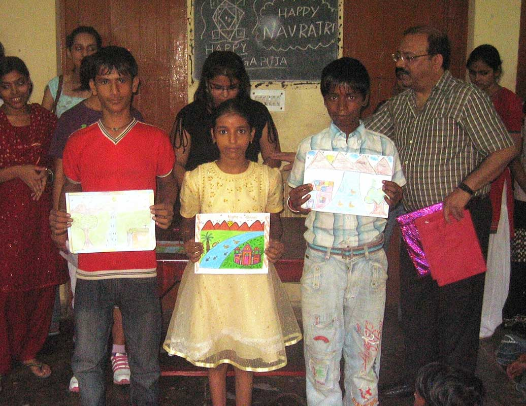 Landscape Drawing Competition- Prajna Foundation