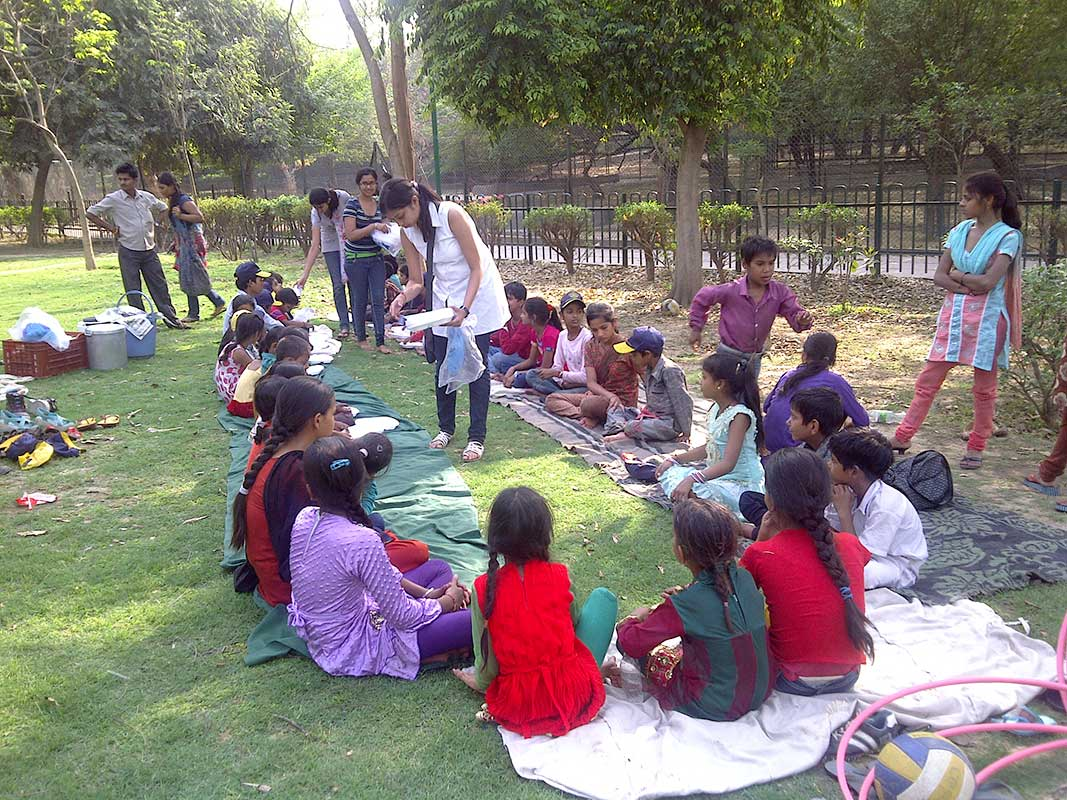 Picnic at Dear Park- Prajna Foundation
