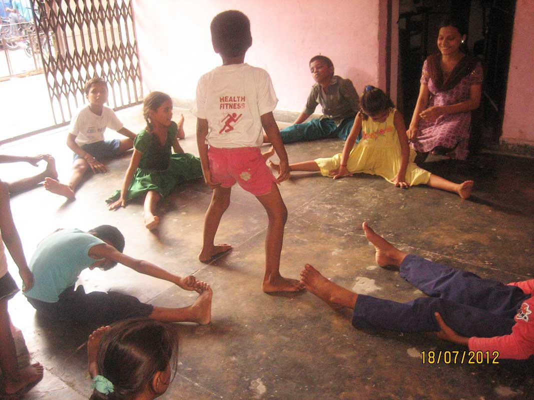 Yoga Classes- Prajna Foundation