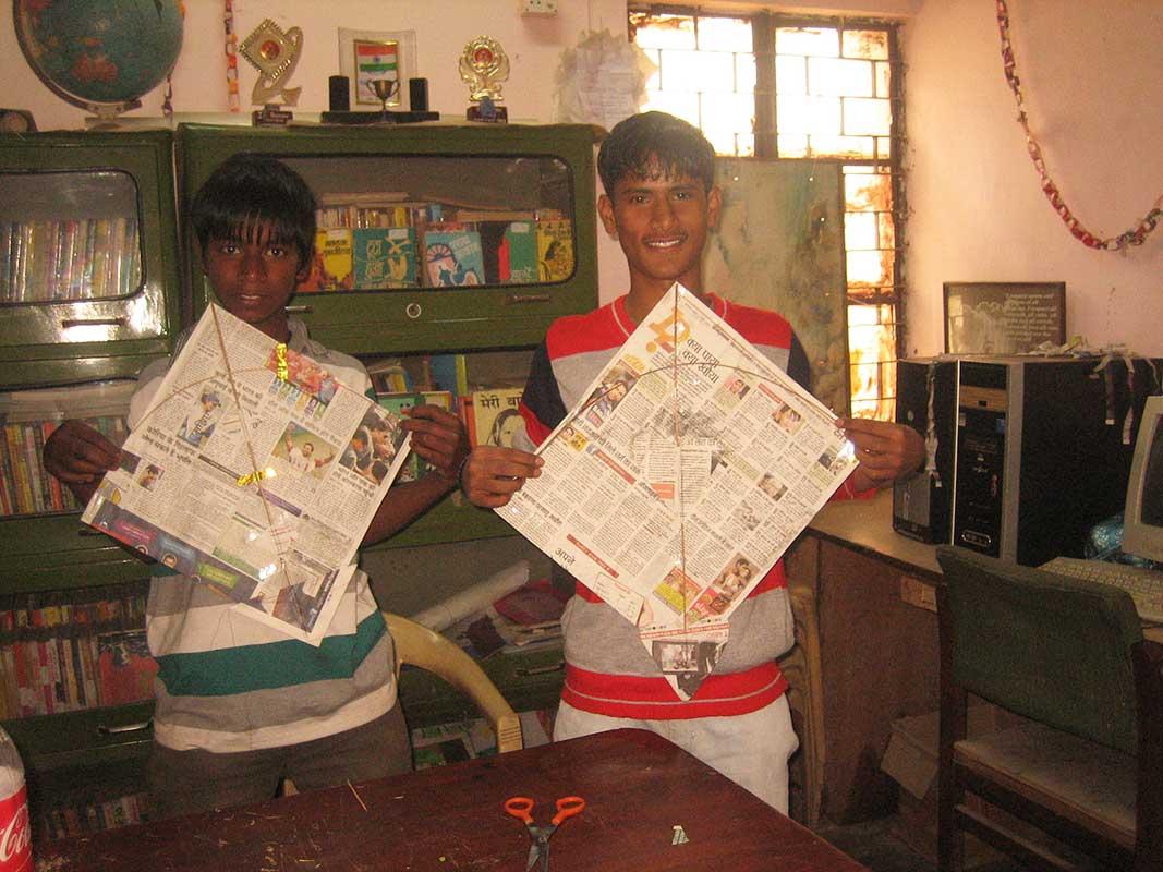 Kite Festival- Prajna Foundation