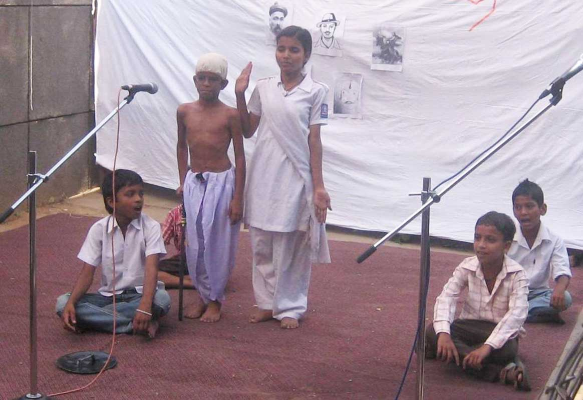 Gandhi Jayanti Celebration 2012