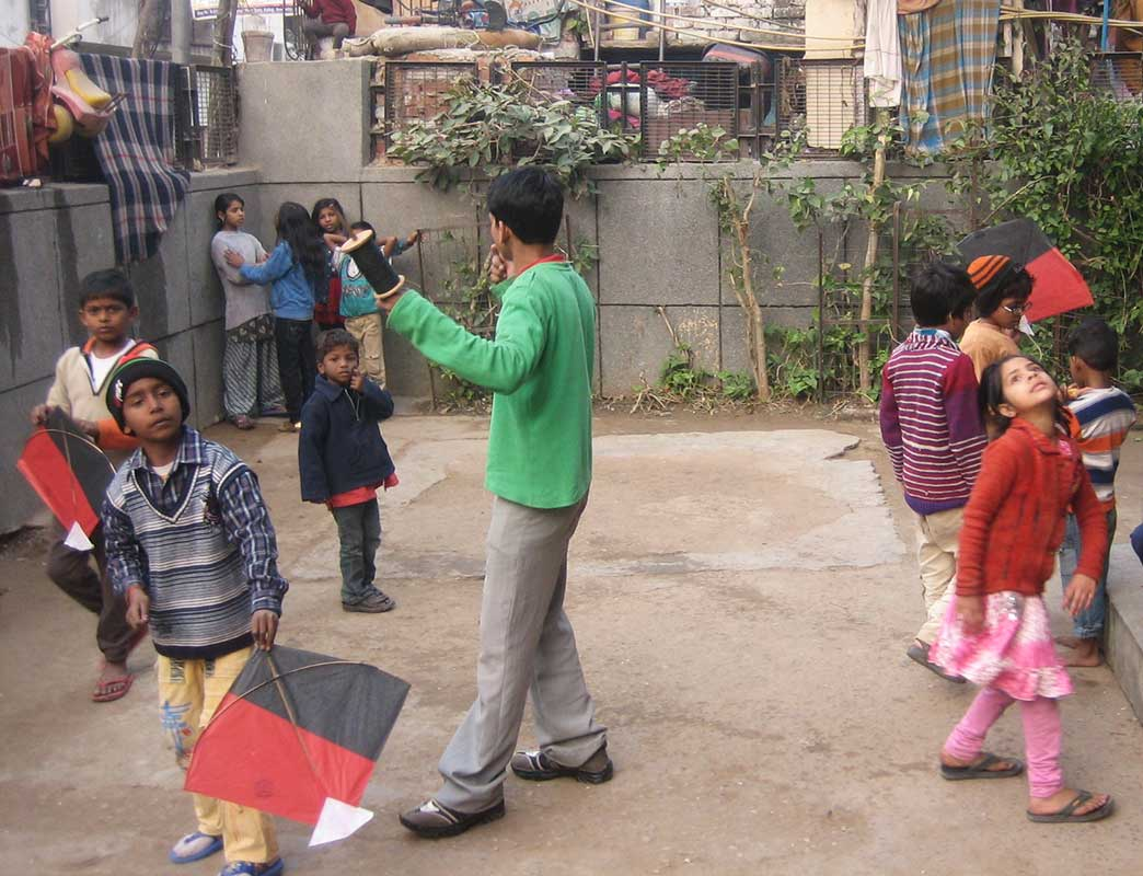 Kite Festival- Prajna Foundation