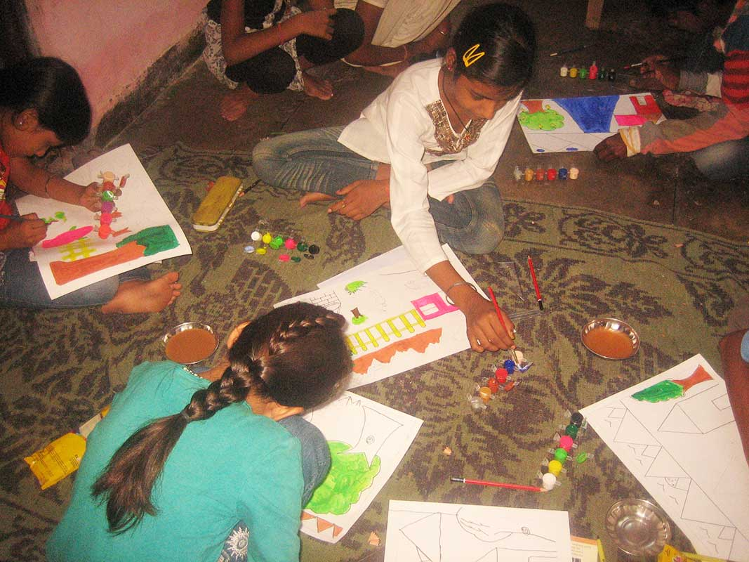 Painting competition 2012