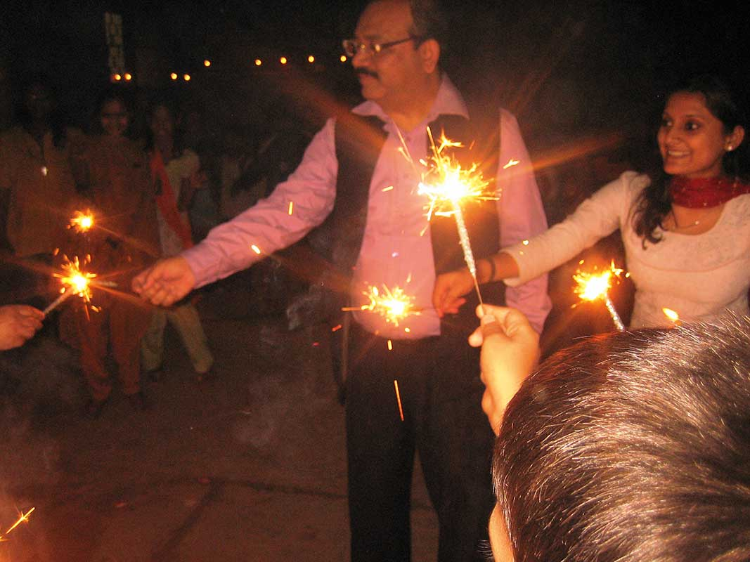 Diwali celebration at Centre- Prajna Foundation
