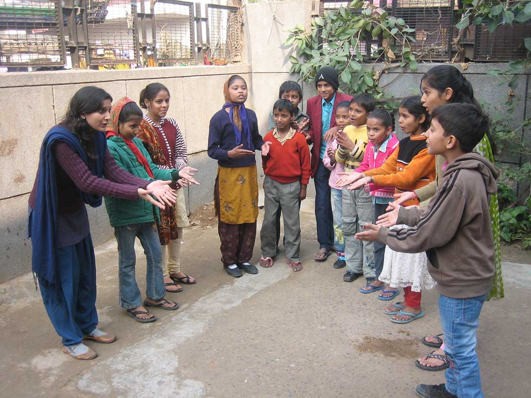 Theatre Workshop- Prajna Foundation