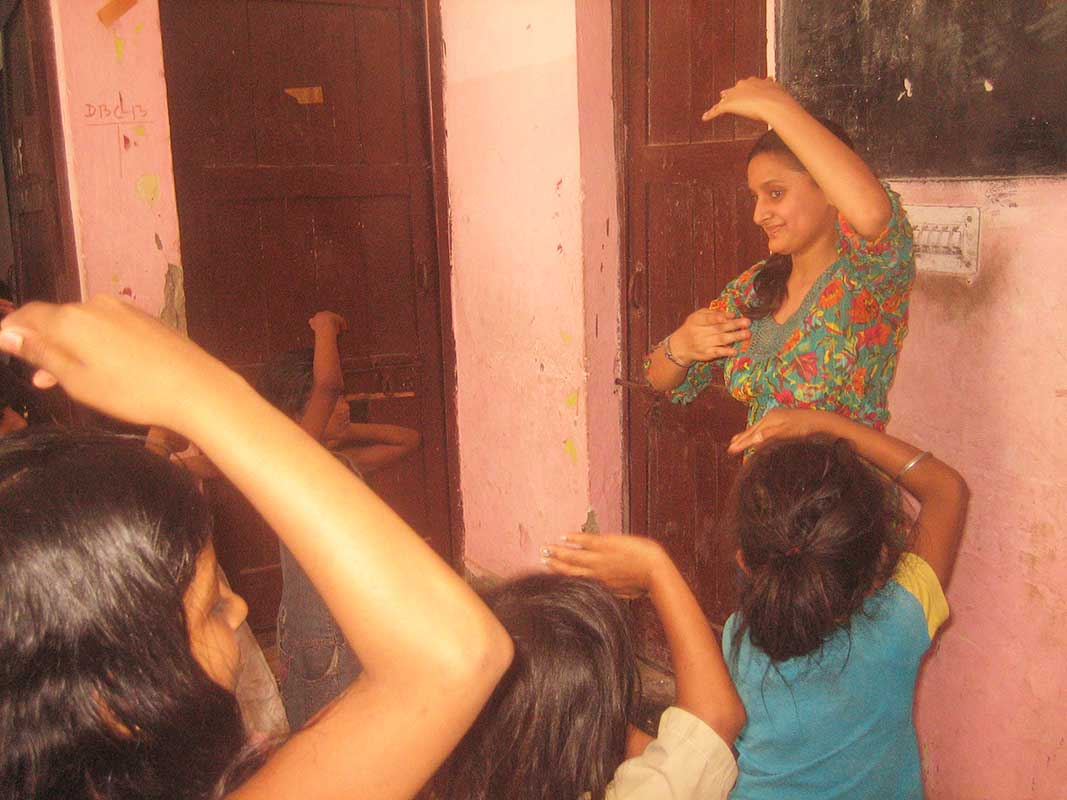 Dance- Prajna Foundation