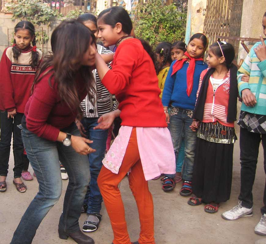Self defence- Prajna Foundation