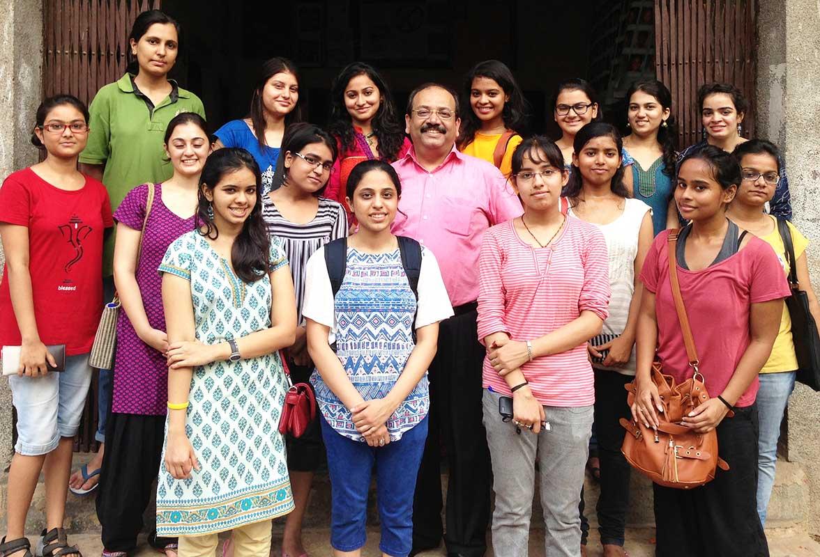 Orientation function for LSR NSS 2013- Prajna Foundation