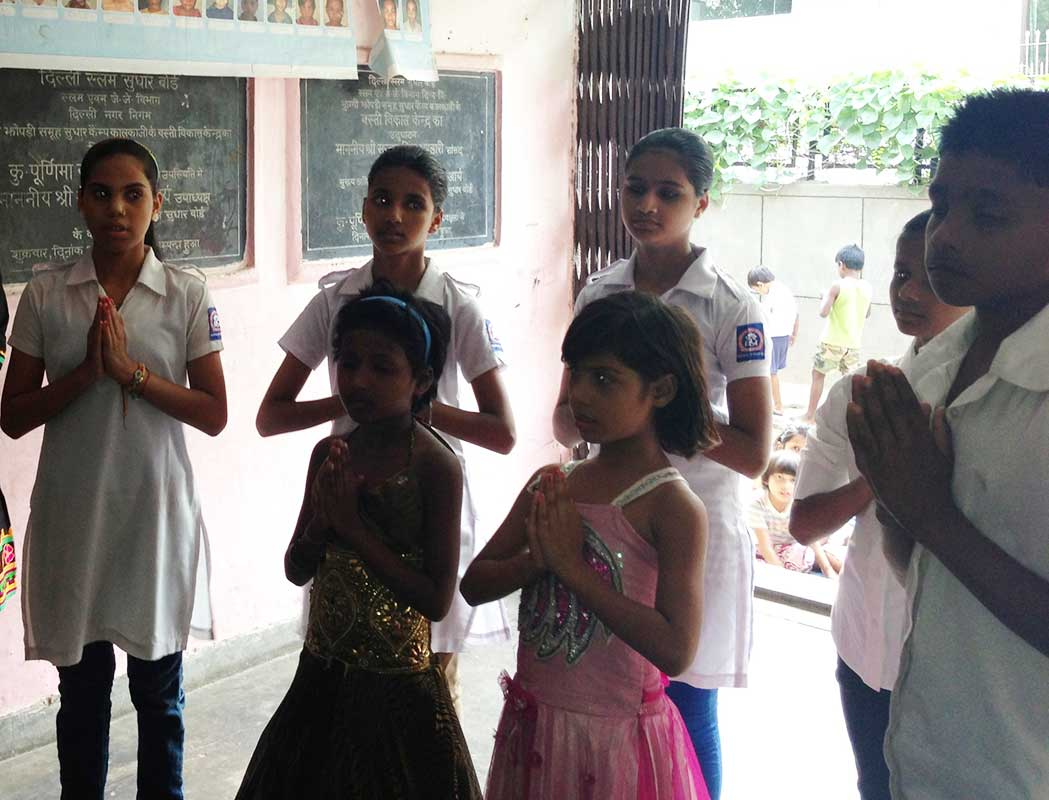 Teachers Day Celebration 2013- Prajna Foundation