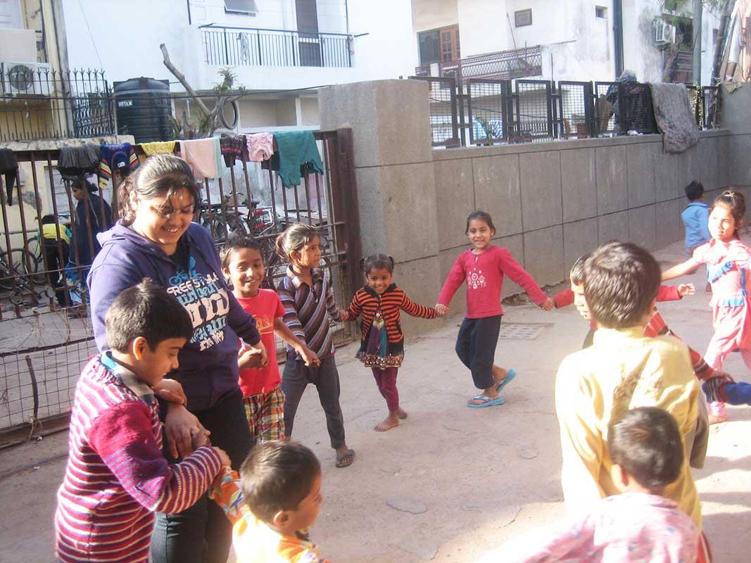 Recreational activities- Prajna Foundation