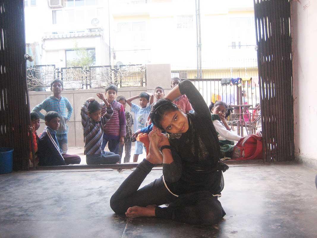 Yoga March 2013- Prajna Foundation