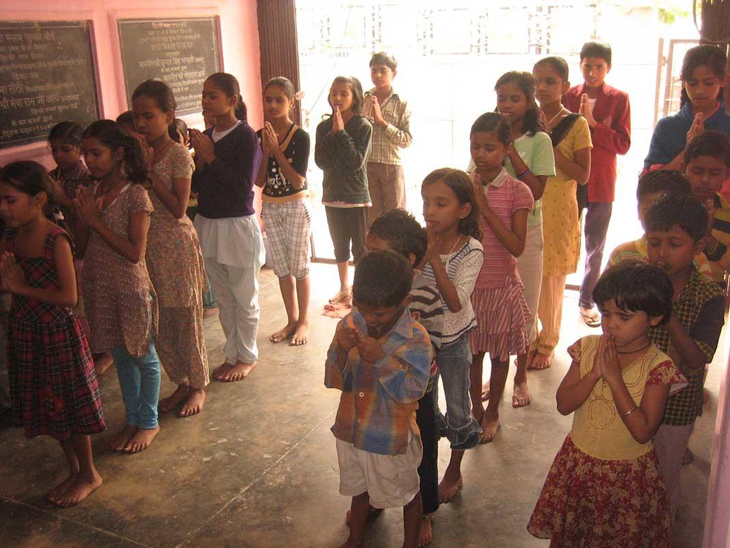 Assembly pictures- Prajna Foundation