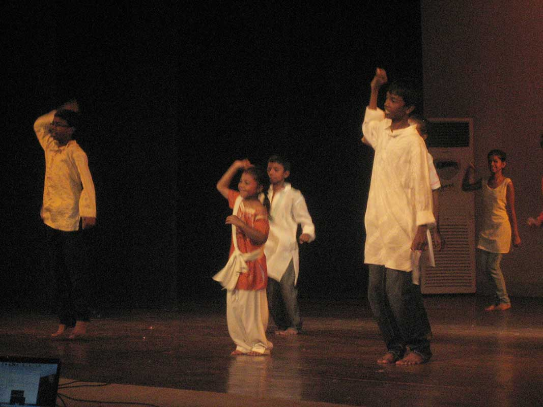 LSR NSS Annual Function 2011-04-11