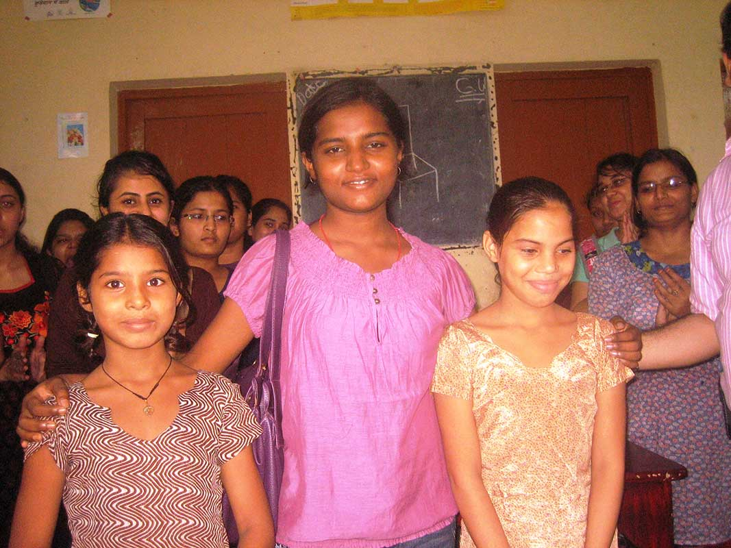 Children allocation to GOD-sisters- Prajna Foundation
