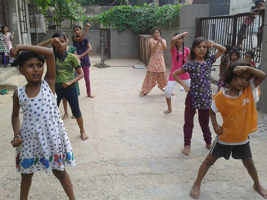 Self defence- Prajna Foundation