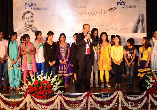 Gulzar Unplugged – Prajna Foundation